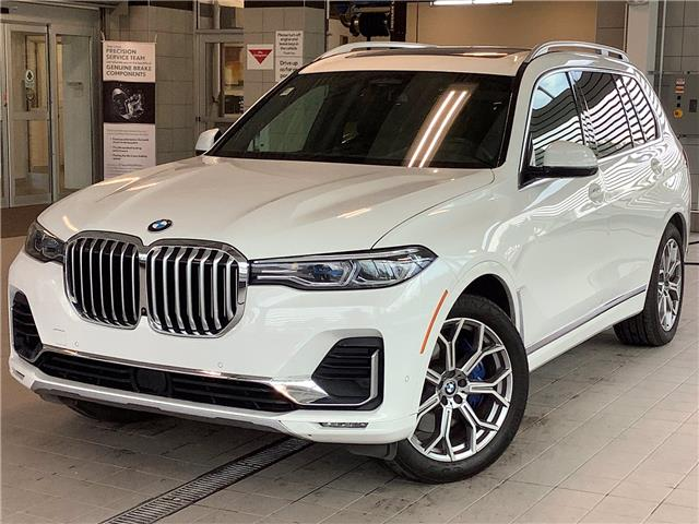 2019 BMW X7 xDrive50i (Stk: PL21100) in Kingston - Image 1 of 30