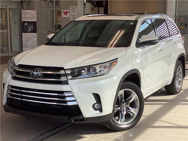 2019 Toyota Highlander Limited (Stk: P19520) in Kingston - Image 1 of 30