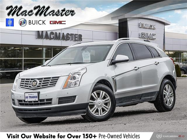 2016 Cadillac SRX Luxury Collection (Stk: 21647A) in Orangeville - Image 1 of 28