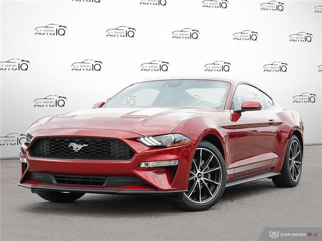 2021 Ford Mustang EcoBoost Premium (Stk: 1G037) in Oakville - Image 1 of 27