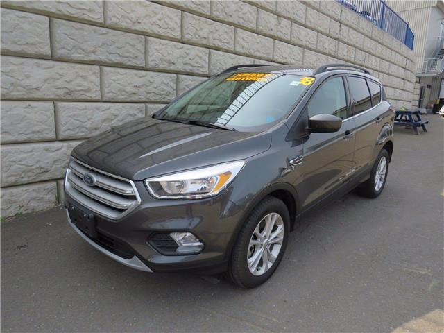2018 Ford Escape SE (Stk: D10754AB) in Fredericton - Image 1 of 20