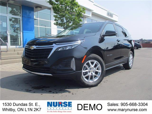 2022 Chevrolet Equinox LT (Stk: 22T001) in Whitby - Image 1 of 30
