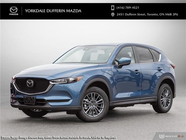 2021 Mazda CX-5 GS (Stk: 211330) in Toronto - Image 1 of 23