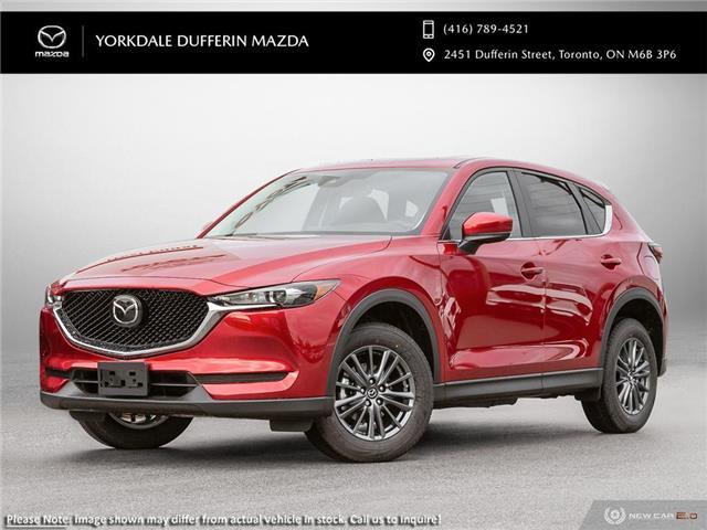 2021 Mazda CX-5 GS (Stk: 211322) in Toronto - Image 1 of 23