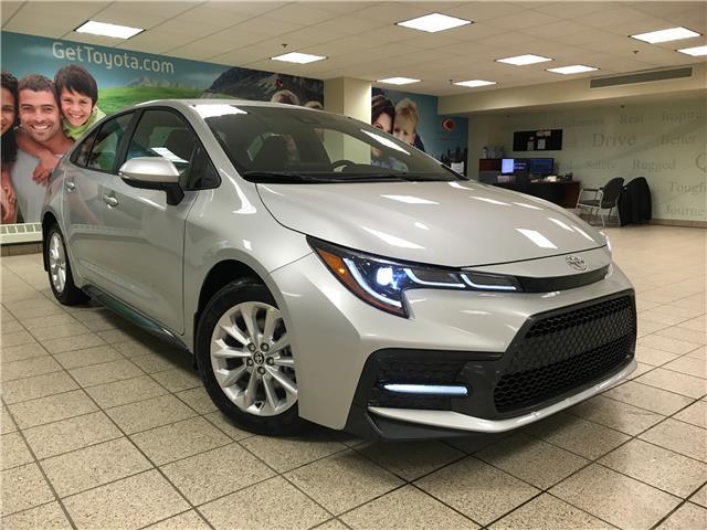 2022 Toyota Corolla SE (Stk: 220011) in Calgary - Image 1 of 20