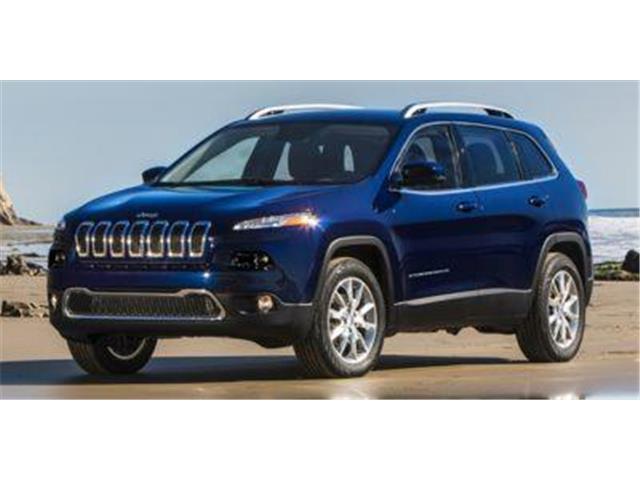 Used 2017 Jeep Cherokee North  - St. John\'s - Hickman Chrysler Dodge Jeep