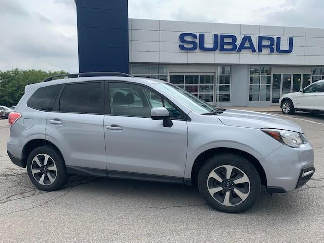 2018 Subaru Forester 2.5i Touring (Stk: P1093) in Newmarket - Image 1 of 13