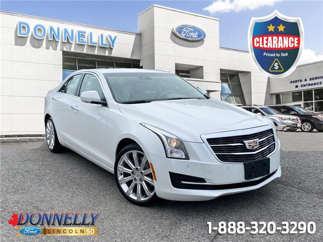 2015 Cadillac ATS 3.6L Luxury 1G6AH5S33F0112191 CLDV29A in Ottawa