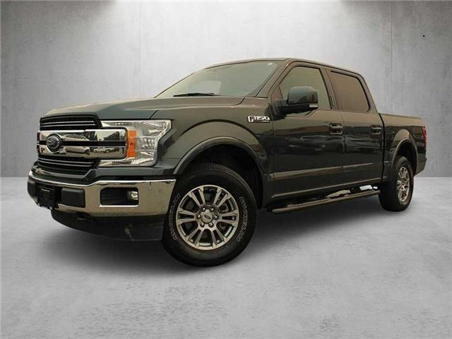 2018 Ford F-150 Lariat (Stk: K21-0055P) in Chilliwack - Image 1 of 13