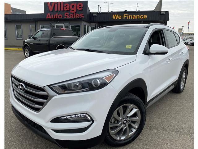 2018 Hyundai Tucson Premium 2.0L KM8J3CA40JU786306 P38434 in Saskatoon