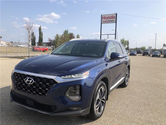 2019 Hyundai Santa Fe Ultimate 2.0 (Stk: 19-033A) in Grande Prairie - Image 1 of 27