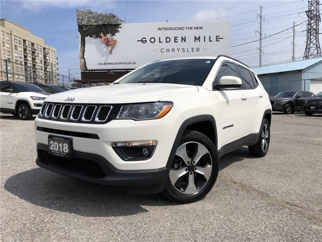 2018 Jeep Compass North (Stk: P5457) in North York - Image 1 of 27