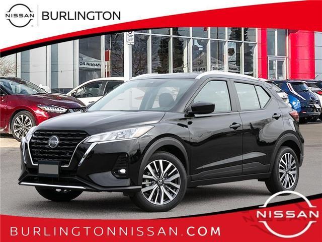 2021 Nissan Kicks SV (Stk: B4057) in Burlington - Image 1 of 23