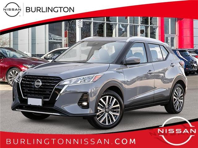 2021 Nissan Kicks SV (Stk: B4058) in Burlington - Image 1 of 23