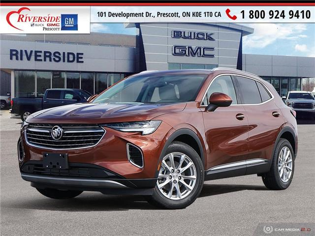 2021 Buick Envision Preferred (Stk: 21125) in Prescott - Image 1 of 23