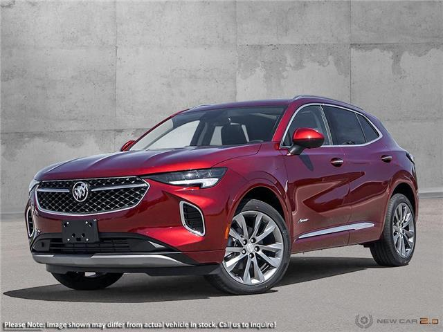 2021 Buick Envision Avenir (Stk: 21T173) in Williams Lake - Image 1 of 23