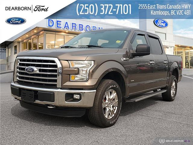 2016 Ford F-150 XLT (Stk: MM270A) in Kamloops - Image 1 of 25