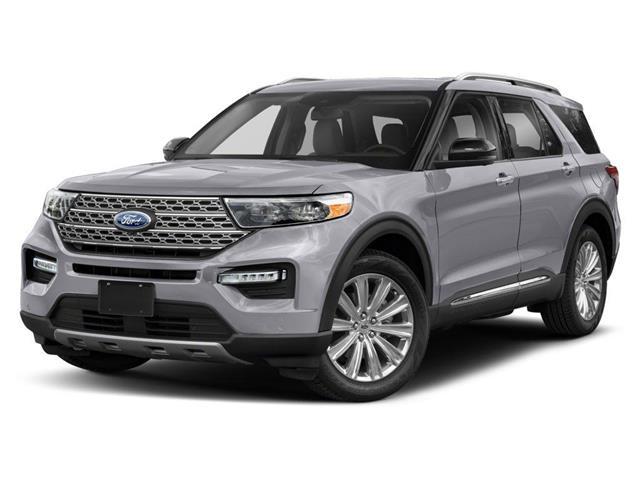 2021 Ford Explorer Limited (Stk: DV857DT) in Ottawa - Image 1 of 8
