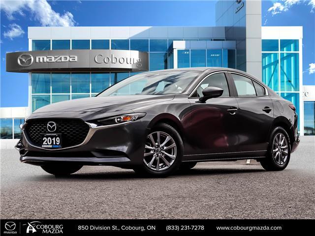 2019 Mazda Mazda3 GS (Stk: 21298A) in Cobourg - Image 1 of 27