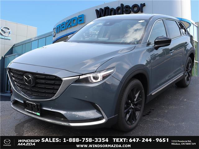 2021 Mazda CX-9 Kuro Edition (Stk: C953603) in Windsor - Image 1 of 17