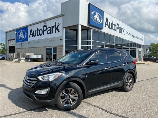 2016 Hyundai Santa Fe Sport 2.4 Luxury (Stk: 16-54740JB) in Barrie - Image 1 of 33