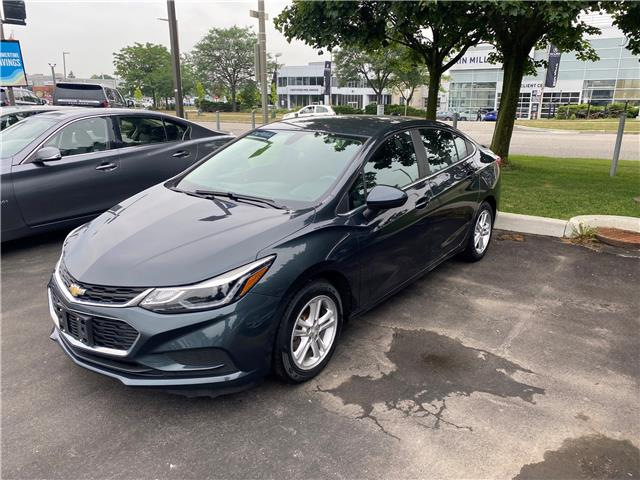 2018 Chevrolet Cruze LT Auto (Stk: 114922P) in Mississauga - Image 1 of 1