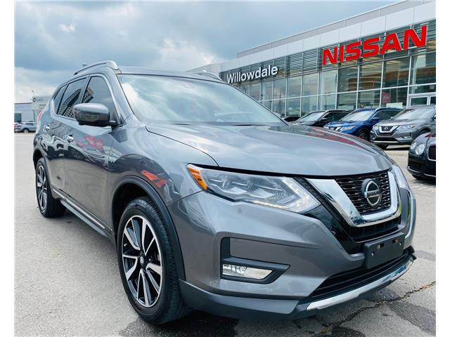 2018 Nissan Rogue SL (Stk: H9795A) in Thornhill - Image 1 of 22