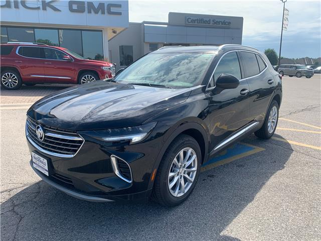 2021 Buick Envision Preferred (Stk: 48566) in Strathroy - Image 1 of 7