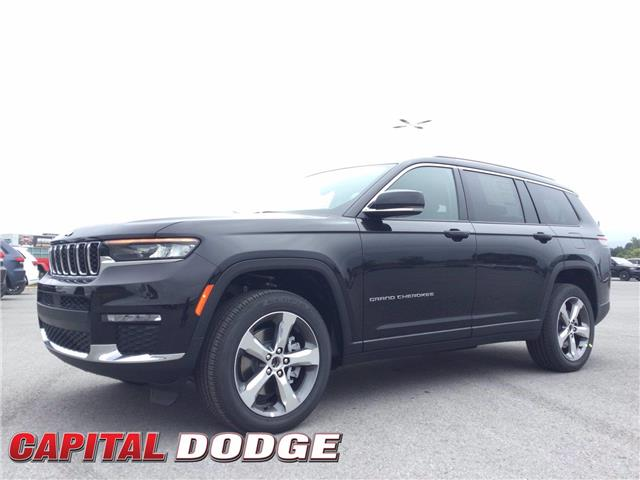 2021 Jeep Grand Cherokee L Limited (Stk: M00576) in Kanata - Image 1 of 27