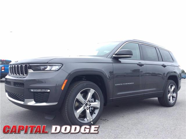 2021 Jeep Grand Cherokee L Limited (Stk: M00578) in Kanata - Image 1 of 26