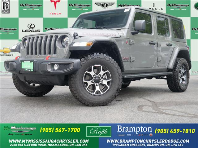 2021 Jeep Wrangler Unlimited Rubicon (Stk: 1674) in Mississauga - Image 1 of 24