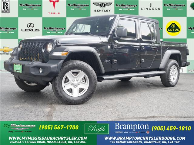 2020 Jeep Gladiator Sport S (Stk: 21467A) in Mississauga - Image 1 of 21