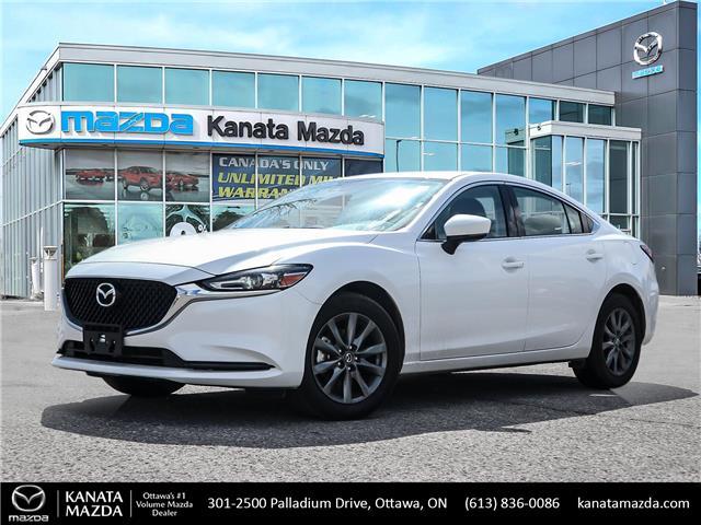 2021 Mazda MAZDA6 GS (Stk: 11769A) in Ottawa - Image 1 of 29