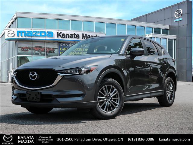 2018 Mazda CX-5 GS (Stk: 11815A) in Ottawa - Image 1 of 29