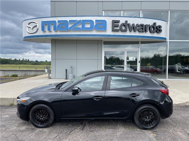 2018 Mazda Mazda3 Sport GX (Stk: 22781) in Pembroke - Image 1 of 20