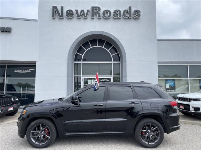 2019 Jeep Grand Cherokee Limited (Stk: 25741P) in Newmarket - Image 1 of 16