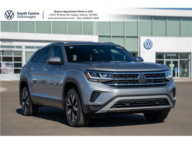 2021 Volkswagen Atlas Cross Sport 2.0 TSI Comfortline (Stk: 10251) in Calgary - Image 1 of 42