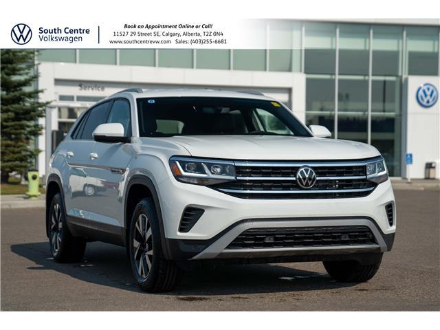 2021 Volkswagen Atlas Cross Sport 3.6 FSI Comfortline (Stk: 10280) in Calgary - Image 1 of 41
