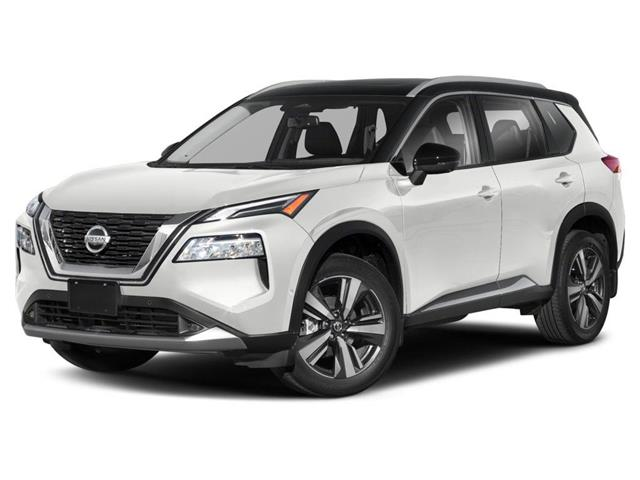 2021 Nissan Rogue Platinum (Stk: N2321) in Thornhill - Image 1 of 9
