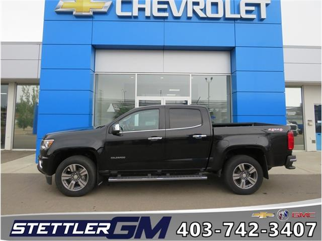 2015 Chevrolet Colorado LT (Stk: 21171A) in STETTLER - Image 1 of 19