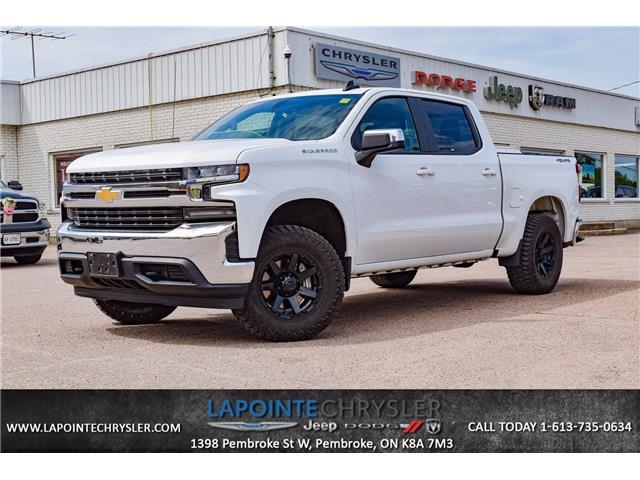 2020 Chevrolet Silverado 1500 LT (Stk: P3717A) in Pembroke - Image 1 of 30