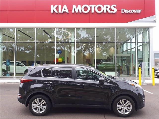 2017 Kia Sportage LX (Stk: X5124A) in Charlottetown - Image 1 of 22