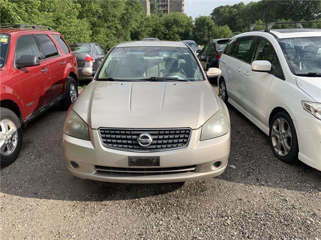 2005 Nissan Altima  (Stk: 16125-B) in London - Image 1 of 3
