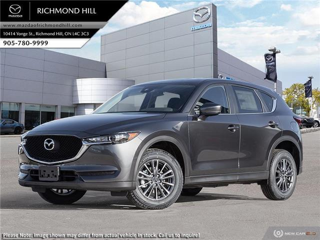 2021 Mazda CX-5 GX (Stk: 21-481) in Richmond Hill - Image 1 of 23