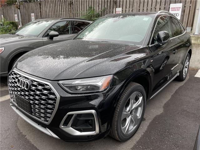 2021 Audi Q5 45 Progressiv (Stk: 210894) in Toronto - Image 1 of 5