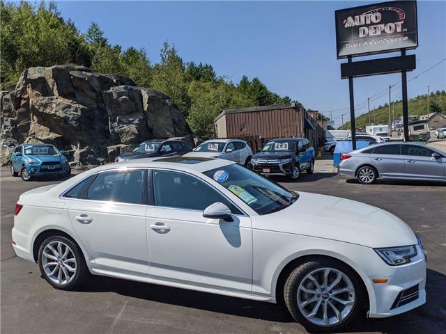2018 Audi A4 2.0T Progressiv (Stk: 12609) in Sudbury - Image 1 of 30