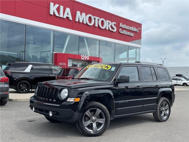 2017 Jeep Patriot Sport/North (Stk: 11430A) in Gatineau - Image 1 of 19