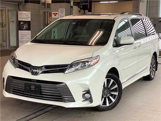 2020 Toyota Sienna XLE 7-Passenger (Stk: P19523) in Kingston - Image 1 of 11