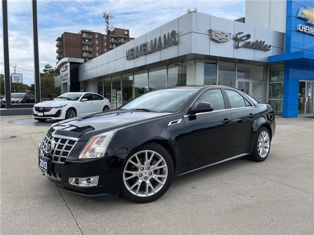 2013 Cadillac CTS Performance Collection (Stk: 21106AA) in Chatham - Image 1 of 22