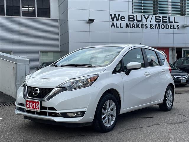 2019 Nissan Versa Note SV (Stk: HP527A) in Toronto - Image 1 of 21